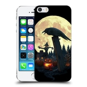 Official Christos Karapanos Horror 2 Halloween Theme Hard Back Case For Apple Iphone 5 / 5S / Se