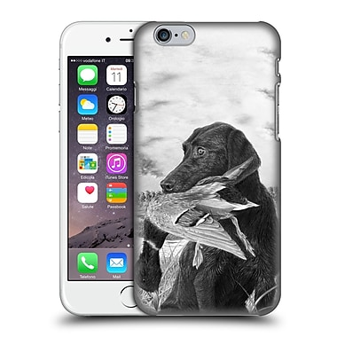 Official Chuck Black Wildlife And Animals Man'S Best Friend Hard Back Case For Apple Iphone 6 / 6S