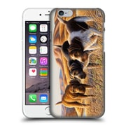 Official Chuck Black Wildlife And Animals The Perfect Trio Hard Back Case For Apple Iphone 6 / 6S
