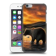 Official Chuck Black Wildlife And Animals Persistence Hard Back Case For Apple Iphone 6 / 6S