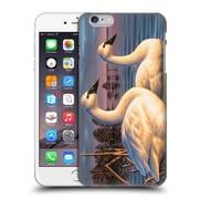 Official Chuck Black Bird Art Evening Tundras Hard Back Case For Apple Iphone 6 Plus / 6S Plus