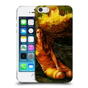 Official Jane Starr Weils Fairies Autumn Hard Back Case For Apple Iphone 5 / 5S / Se