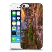 Official Darren White Sunrises And Sunsets Indian Peaks Hard Back Case For Apple Iphone 5 / 5S / Se