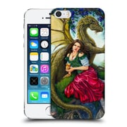 Official Jane Starr Weils Dragon Deity Wine Hard Back Case For Apple Iphone 5 / 5S / Se