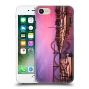 Official Darren White Sunrises And Sunsets Yaquina Bay Hard Back Case For Apple Iphone 7