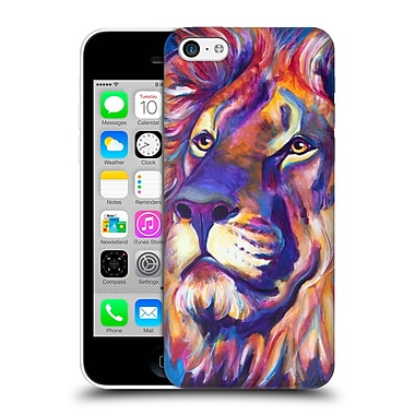 Official Dawgart Wildlife Lion Cecil Hard Back Case For Apple Iphone 5C