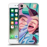 Official Rock Demarco Illustrations Only 1 Cavity Hard Back Case For Apple Iphone 7
