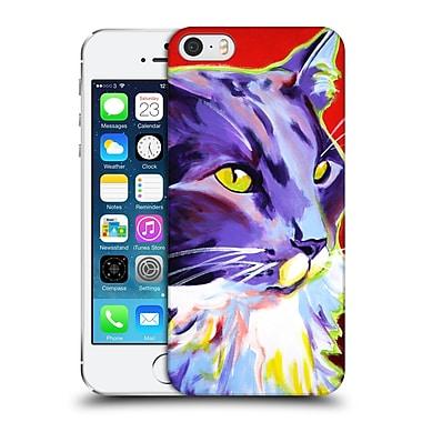 Official Dawgart Cats Kelsier Hard Back Case For Apple Iphone 5 / 5S / Se