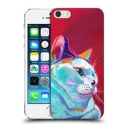 Official Dawgart Cats Pixie Girl Hard Back Case For Apple Iphone 5 / 5S / Se