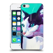 Official Dawgart Cats Kitty Hard Back Case For Apple Iphone 5 / 5S / Se