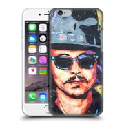 Official Rock Demarco Iconic Depp Art Hard Back Case For Apple Iphone 6 / 6S