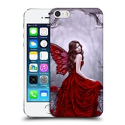 Official Rachel Anderson Fairies Winter Rose Hard Back Case For Apple Iphone 5 / 5S / Se
