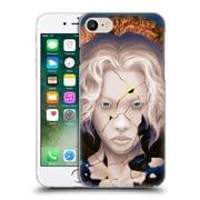 Official Daniel Conway Surreal Portraits Broken Kintsugi Hard Back Case For Apple Iphone 7