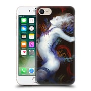 Official Daniel Conway Surreal Portraits Colours In The Dark Hard Back Case For Apple Iphone 7