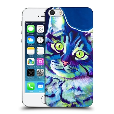 Official Dawgart Cats Alphonse Hard Back Case For Apple Iphone 5 / 5S / Se