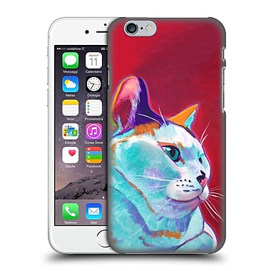 Official Dawgart Cats Pixie Girl Hard Back Case For Apple Iphone 6 / 6S