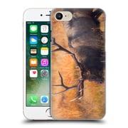 Official Darren White Wildlife Shooting The Bull Hard Back Case For Apple Iphone 7
