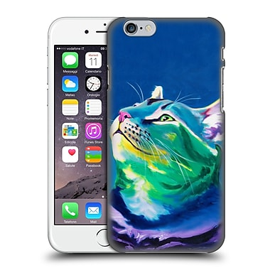 Official Dawgart Cats My Piece Of Sky Hard Back Case For Apple Iphone 6 / 6S