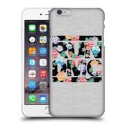 Official Run-D.M.C. Key Art Floral Hard Back Case For Apple Iphone 6 Plus / 6S Plus