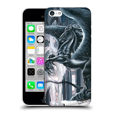 Official Ruth Thompson Cavalier The Black Knight Hard Back Case For Apple Iphone 5C