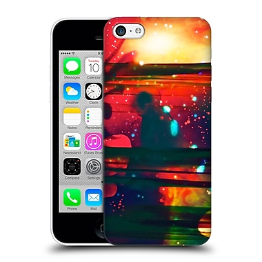 Official Demian Dressler Series Prismatica Dreams Hard Back Case For Apple Iphone 5C