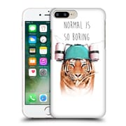 """Official Julien """"Corsac"""" Missaire Animals Swaggy Tiger Hard Back Case For Apple Iphone 7 Plus"""