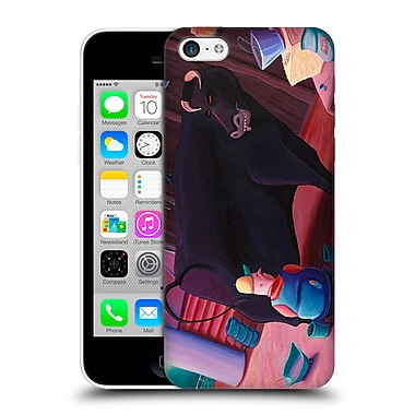 Official Rock Demarco Illustrations 2 Utter Confusion Hard Back Case For Apple Iphone 5C