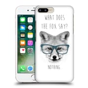 """Official Julien """"Corsac"""" Missaire Animals The Fox Say Hard Back Case For Apple Iphone 7 Plus"""