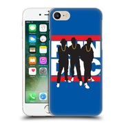 Official Run-D.M.C. Key Art Silhouette Hard Back Case For Apple Iphone 7