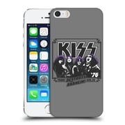Official Kiss Tours Anaheim Hard Back Case For Apple Iphone 5 / 5S / Se
