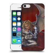 Official Jane Starr Weils Dragon Deity Gargoyle Guardian Hard Back Case For Apple Iphone 5 / 5S / Se