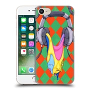 Official Ric Stultz Humanoid Robot Headphone Generation Hard Back Case For Apple Iphone 7
