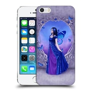 Official Rachel Anderson Birth Stone Fairies Sapphire Hard Back Case For Apple Iphone 5 / 5S / Se