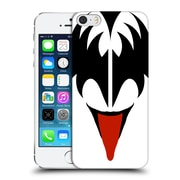 Official Kiss Solo Gene Simmons' Face Hard Back Case For Apple Iphone 5 / 5S / Se
