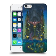 Official Rusty Sherrill Artworks Fear Hard Back Case For Apple Iphone 5 / 5S / Se