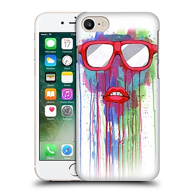 Official Ric Stultz Watercolour Can'T Hide The Feelin Hard Back Case For Apple Iphone 7