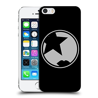 Official Kiss Logo Paul Stanley Hard Back Case For Apple Iphone 5 / 5S / Se