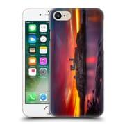 Official Darren White Sunrises And Sunsets Over Nubble Light Hard Back Case For Apple Iphone 7