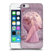 Official Rachel Anderson Birth Stone Fairies Pearl Hard Back Case For Apple Iphone 5 / 5S / Se