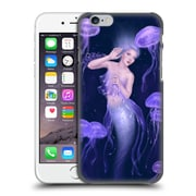 Official Rachel Anderson Mermaids Bioluminescence Hard Back Case For Apple Iphone 6 / 6S