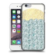 Official Pom Graphic Design Summer Vibes Sunny Tribal Seas Hard Back Case For Apple Iphone 6 / 6S
