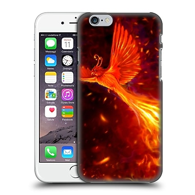 Official Christos Karapanos Phoenix Immortal Flames Hard Back Case For Apple Iphone 6 / 6S