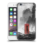 Official Daniel Conway Surreal Scenery Phonebooth Hard Back Case For Apple Iphone 6 / 6S