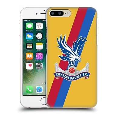 Official Crystal Palace Fc 2016/17 Players Kit Away Hard Back Case For Apple Iphone 7 Plus