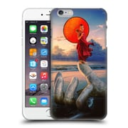 Official Daniel Conway Red Umbrella Stone Hand Hard Back Case For Apple Iphone 6 Plus / 6S Plus