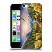 Official Chuck Black Cabin Mountainous Dreams Hard Back Case For Apple Iphone 5C