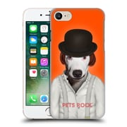 Official Pets Rock Celebrities Dystopia Hard Back Case For Apple Iphone 7