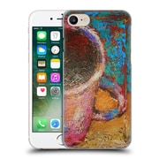 Official Rock Demarco Painted Art Coffee Hard Back Case For Apple Iphone 7