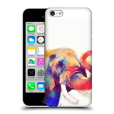 Official Jacqueline Maldonado Animals The Majestic Hard Back Case For Apple Iphone 5C