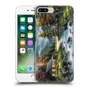Official Chuck Black Cabin As Autumn Approaches Hard Back Case For Apple Iphone 7 Plus